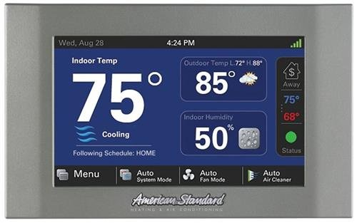 Wifi Enabled Thermostats