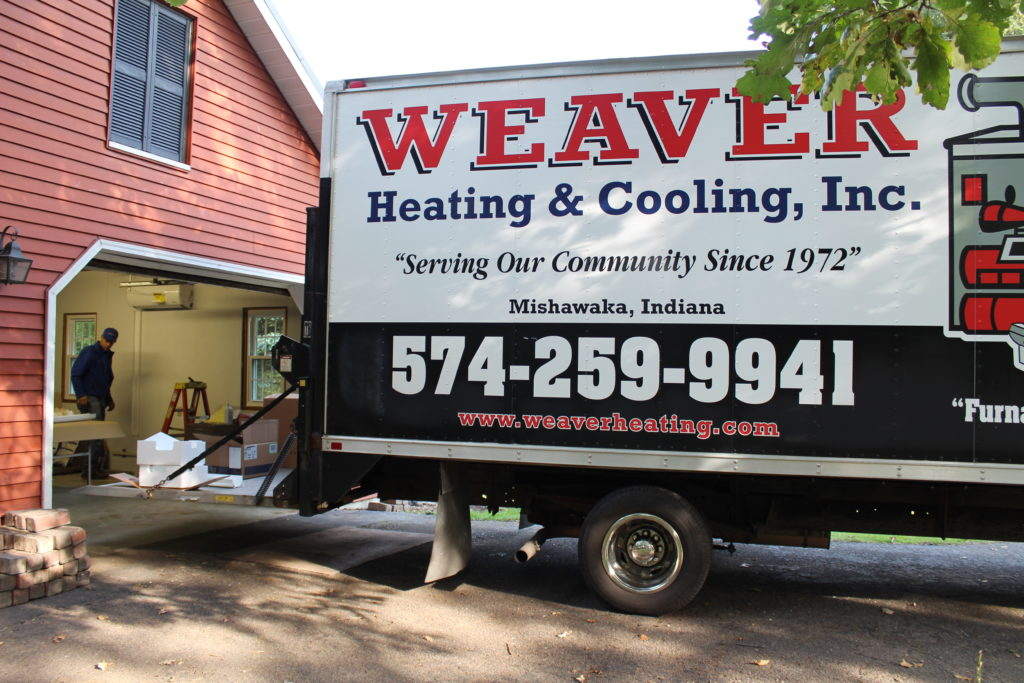 About Us Weaverheating